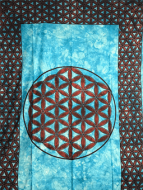 Flower of life turkos