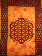 Flower of life gul