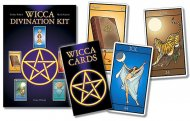Wicca Divination Kit (Book & 45 Cards)