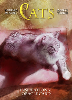 Cats Oracle Cards