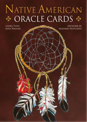 Native American Spirituality Oracle Cards