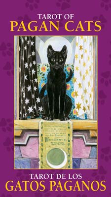 Pagan Cats Tarot mini